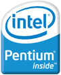 Pentium Dual-Core logo as of 2008