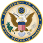 Sigiliul Departamentului de Stat al SUA