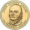 John Quincy Adams dollar