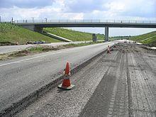 A10 Wadesmill Rebuild May 2004.jpg