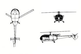 Image illustrative de l'article Alouette III
