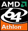 Athlon 64 logo as of 2003