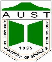 Logo of the Ahsanullah University of Science and Technology