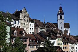 Aarau - Aarau old city
