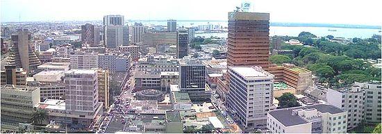 Image illustrative de l'article Économie de la Côte d'Ivoire