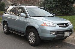 2001-2003 Acura MDX