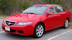 2004-2005 Acura TSX