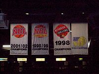 Adelaide 36ers NBL Championship banners.jpg