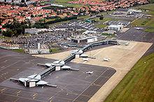 Image illustrative de l'aéroport de Clermont-Ferrand Auvergne