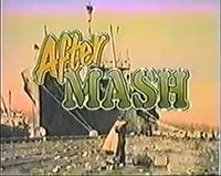 AfterMASH title screen