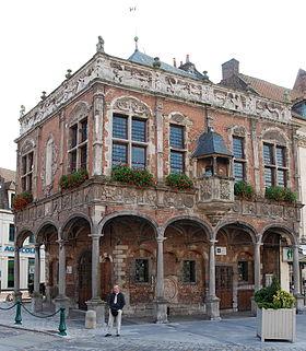 Le bailliage, classé monument historique.