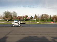 Albany Oregon Airport ramp.jpg