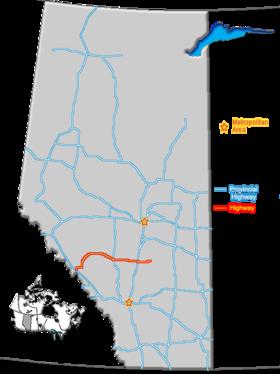 Alberta Roads