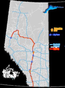 Alberta Cities