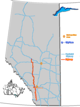 Alberta Roads