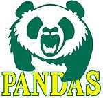 Alberta Pandas athletic logo