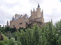 Real Alcázar de Segovia