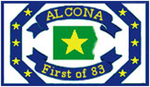 Logo of Alcona County, Michigan
