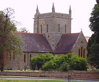 Alderminster Warks church.JPG