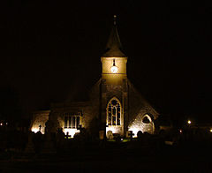 All Saints' Church, Sanderstead CR2 - geograph.org.uk - 84937.jpg