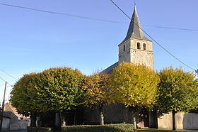 L'église Saint-Pierre d'Allainville