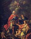 Allegory of King Ferdinand VI as a peaceful king.jpg
