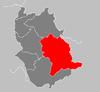 Ubicación de Municipio Alto Orinoco