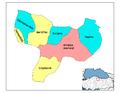Districts of Amasya
