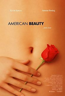 Poster image of a woman's belly with her hand holding a rose against it.
