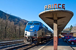 Amtrak's The Cardinal - Prince, WV.jpg