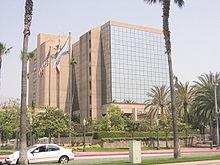 Hôtel de Ville d'Anaheim.