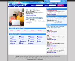 Angelfire Homepage.png
