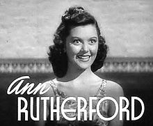 Ann Rutherford in Love Finds Andy Hardy trailer.jpg