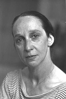 Anna Sokolow, 1961
