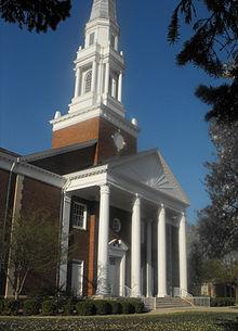 Annie Merner Chapel