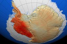 Antarctican Temperature