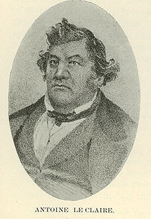 a black and white image of a hefty man looking forty-five degrees to the left