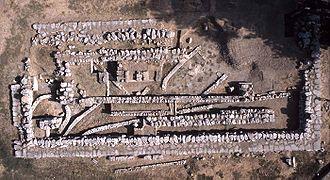 Eretria Apollo Temple