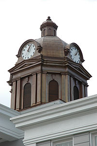 Appling County Courthouse dome.jpg