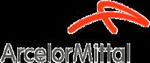 Description de l'image  ArcelorMittal logo.png.