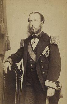photographie de Maximilien I empereur du Mexique