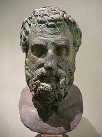 Archeologico firenze, bronzi della Meloria, eschilo.JPG