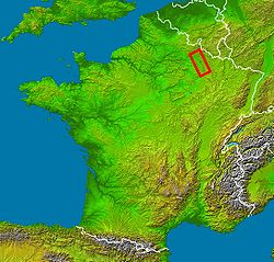 Image illustrative de l'article Argonne (région)