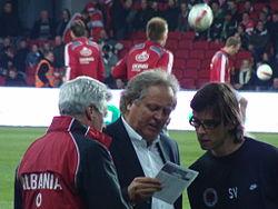 Arie Haan Copenhagen 1 april 2009.jpg