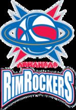 Arkansas RimRockers logo