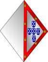 Armas infanta portugal.png