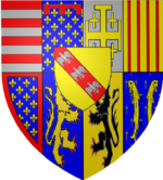 Coat of arms of Antoine, Duke of Lorraine