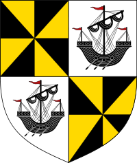 Arms of the Duke of Argyll