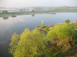 Nederrijn bij Arnhem