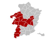 Arrondissement Hasselt Belgium Map.png